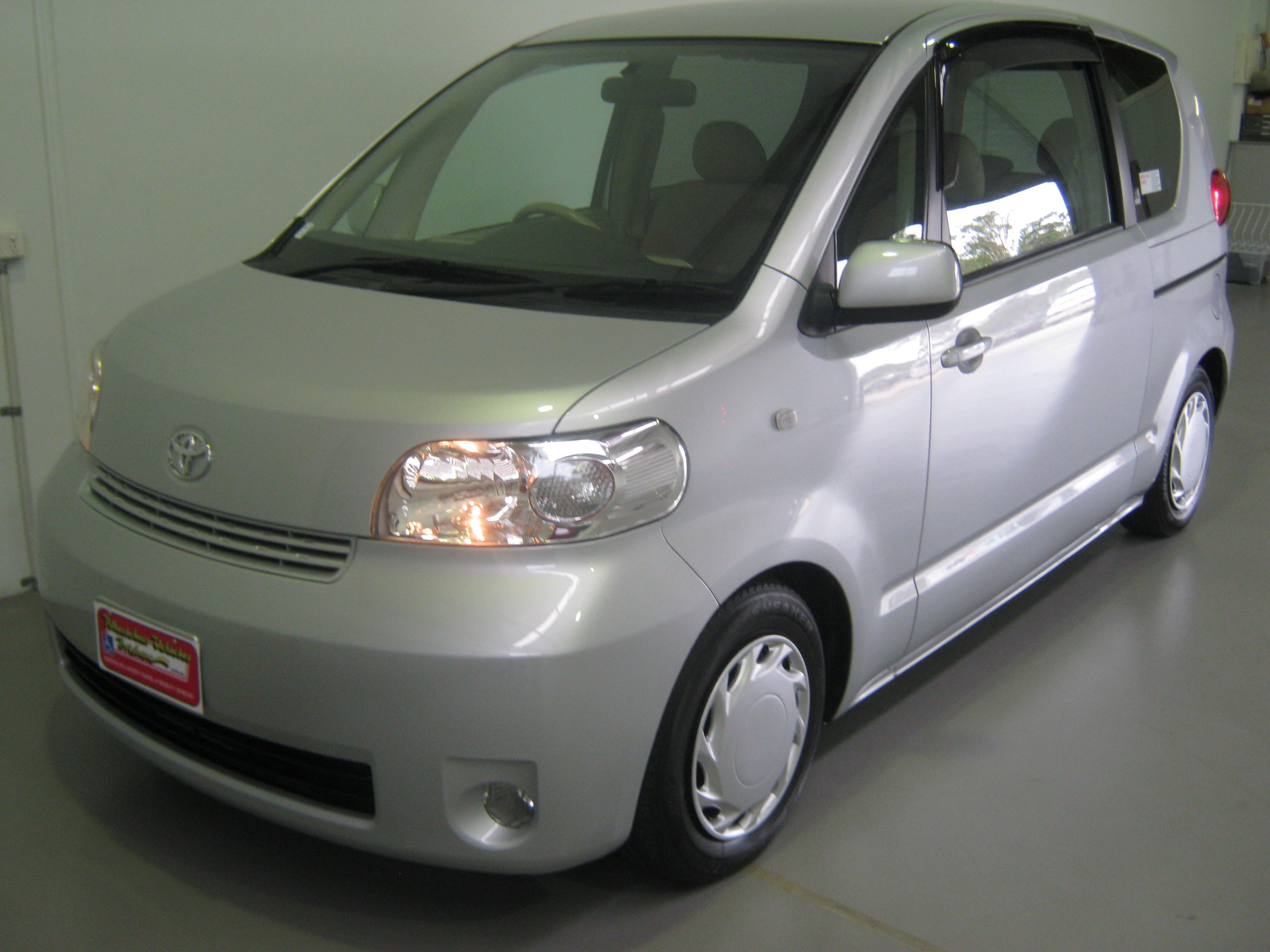 Wheelchair Vehicles Brisbane 187 Toyota Porte