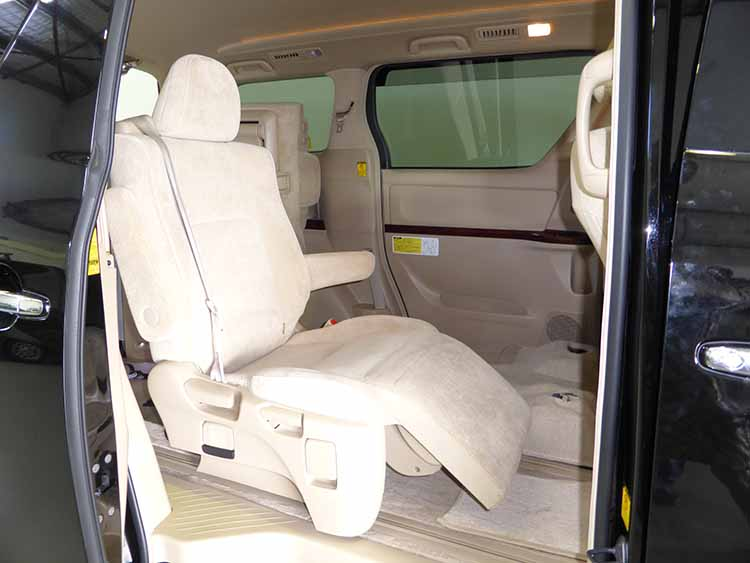 Wheelchair Vehicles Brisbane 187 Toyota Alphard