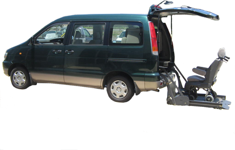 50ba69e171fc Wheelchair Vehicles Brisbane specialises in importing used wheelchair  accessible vehicles from Japan to Australia